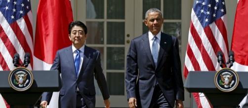 El presidente Obama en Hiroshima