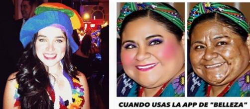 Fotos tomadas del Instagram de Wendy González