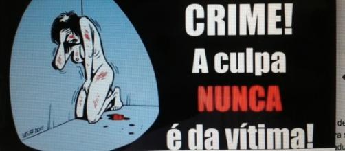 Lo stupro è un crimine e non è colpa della vittima