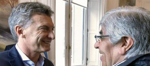 Los Moyano están siendo apretado por el presidente Macri