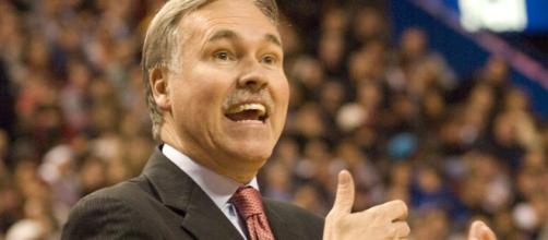 Mike D'Antoni to coach in Houston (Wikimedia)