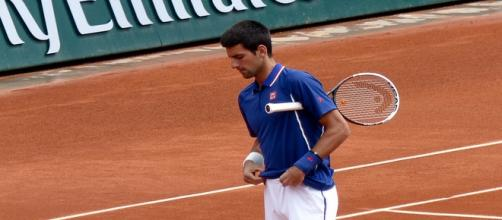 Novak Djokovic hopes to win his first French Open. (Flickr)