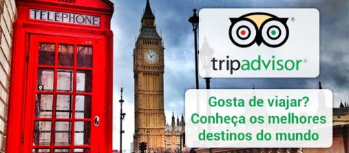 Ranking do TripAdvisor aponta os melhores destinos do mundo - Foto: Reprodução An-ivy