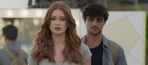Jonatas e Eliza ficarão juntos no final de 'Totalmente Demais'