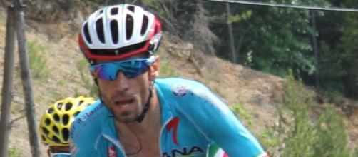 Vincenzo Nibali, ultima stagione in maglia Astana