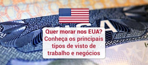 Conheça os tipos de visto nos EUA - Foto: Reprodução Helpvistos