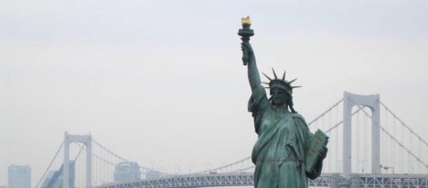 Las tormentas podrían acabar con la Estatua de la Libertad