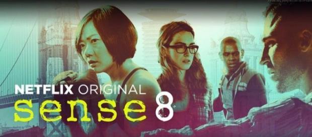 Parte do elenco de Sense 8 já está circulando por São Paulo