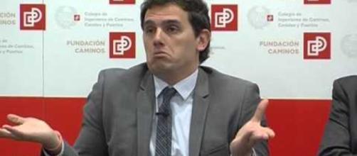 Albert Rivera es el líder de Ciudadanos