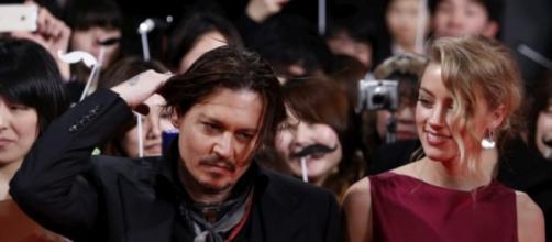 Jhonny Depp e Amber Heard tiveram uma separação nada amigável.