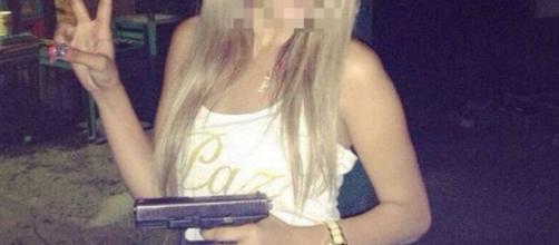 Menina vem sendo julgada nas redes sociais