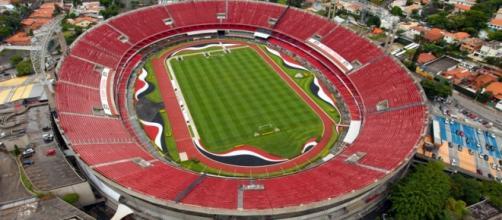 O estádio Cícero Pompeu de Toledo. (Divulgação)