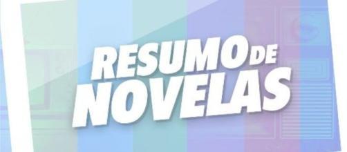 resumo das novelas das novelas da Globo