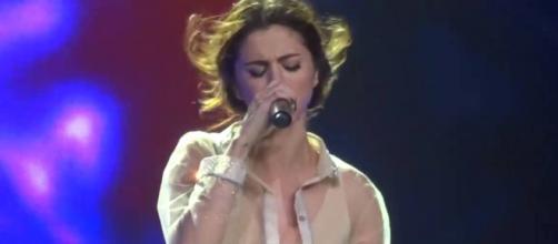 Selena Gomez durante il suo Revival Tour