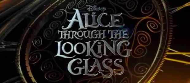 Alice Através do Espelho, produção da Disney