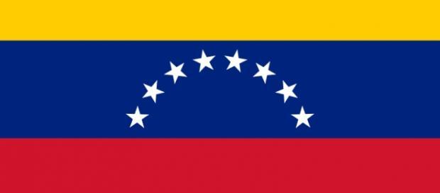 Flag of Venezuela (Public domain)