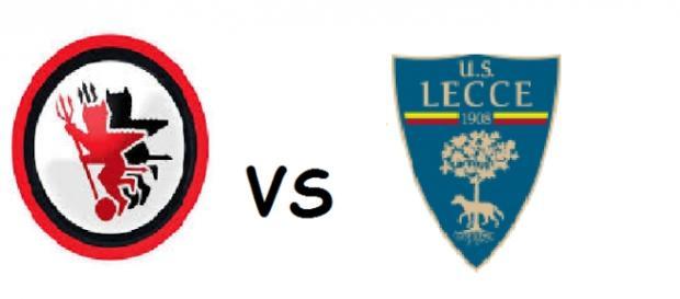Foggia- Lecce è una semifinale dei play off.