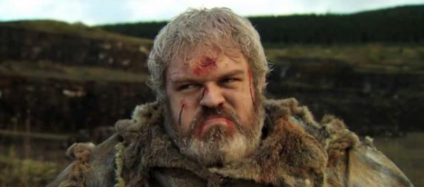 Hodor em cena em Game of Thrones. (Foto: HBO/Google)