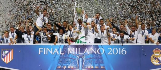 Real Madrid campeón de la UEFA Champions League 2016