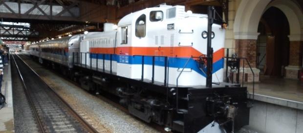 Trem parte da Estação da Luz ou de Santo André