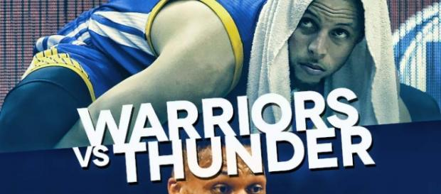 Warriors vs Thunder juego 6 de la final de conferencia
