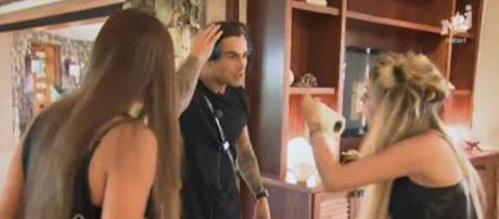 Entre Ricardo et Mélanie, rien ne va plus...