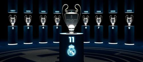 11 Copas de Europa ha conquistado el Real | Foto: Real Madrid.