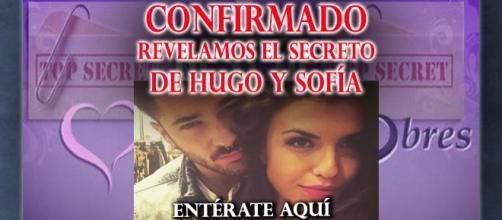 El secreto de Hugo y Sofía aquí