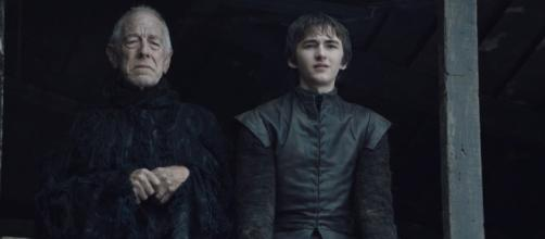 Game Of Thrones 6, Il Corvo e Bran