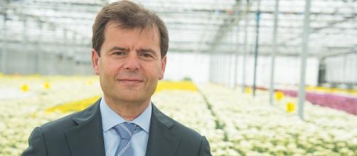 """Il candidato sindaco della lista """"Taviano Insieme"""", Giuseppe Tanisi"""