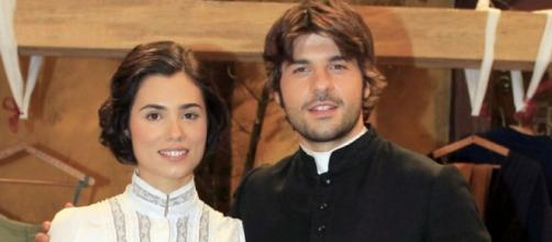 Il Segreto anticipazioni Gonzalo e Maria
