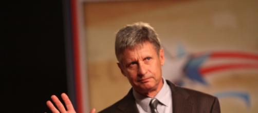 Libertarian Party Nominee Gary Johnson/Photo by Gage Skidmore via Flickr (https://flic.kr/p/aqs7Fx)