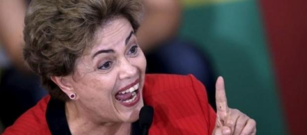 Dilma Rousseff teria mentido - Imagem/Google