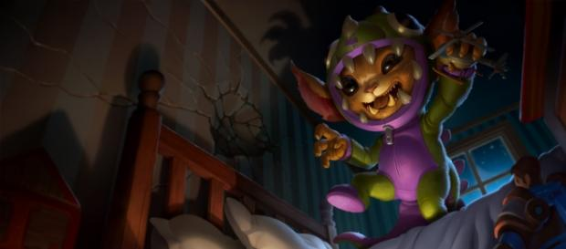 Gnar, campeón de League of Legends