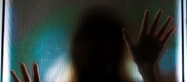 Menina violetada está sendo vista como culpada