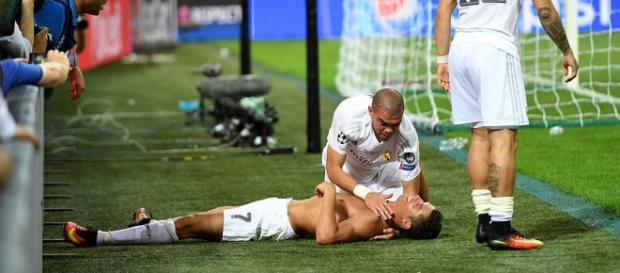 Ronaldo comemora mais um título