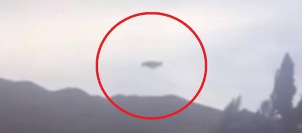 Ufo ripreso dalle telecamere in Bolivia. Questo è un altro.