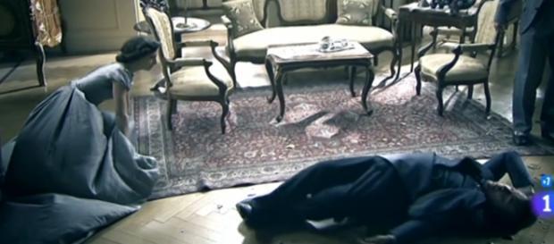 Una Vita, anticipazioni luglio: Celia uccide Jesus Guerra