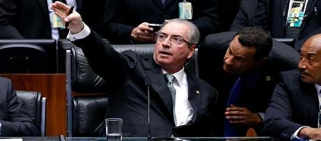 Eduardo Cunha tenta anular sua cassação