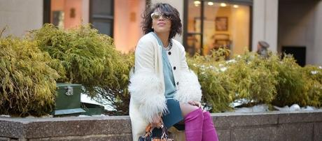 Gina Ortega creadora de de High On Fashion