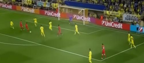Europa League in tv: la settimana scorsa su TV8 c'era Liverpool-Villareal