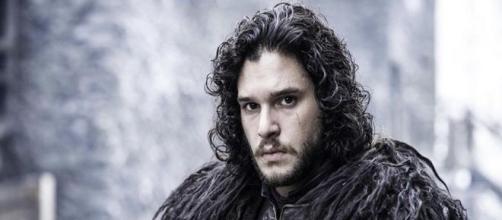 Jon Snow, protagonista della prossima puntata di Game of Thrones.