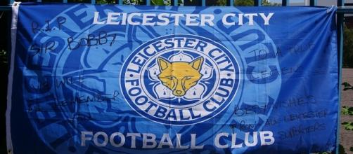 Leicester City flag/ Photo: fourthandfifteen (Flickr) CC BY 2.0