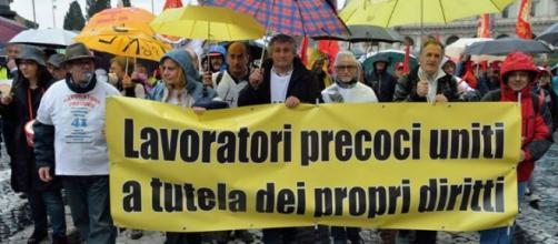 Riforma pensioni la petizione di Cesare Damiano