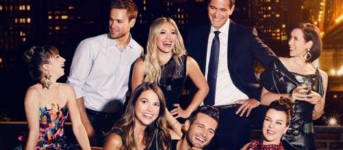 #Younger cast : Molly Bernard / Dan Amboyer / Hilary Duff / Peter Hermann / Miriam Shor / Sutton Foster / Nico Tortorella / Debi Mazard