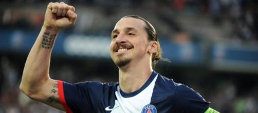 Zlatan podría estar cerca de fichar con el Manchester United.