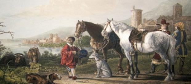 "Aelbert Cuyp's ""The Negro Page"" Creative Commons"
