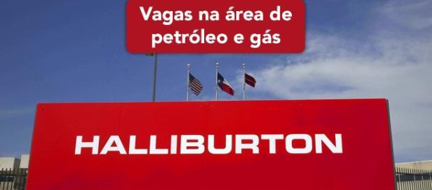Halliburton tem vagas abertas - Foto: Reprodução Ibtimes