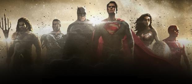 La Liga de la Justicia en todo su esplendor