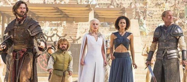 """La sexta temporada de la exitosa serie """"Juego de Tronos"""" regresa a las pantallas"""